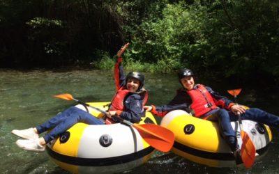 Acquatrekking e River Tubing